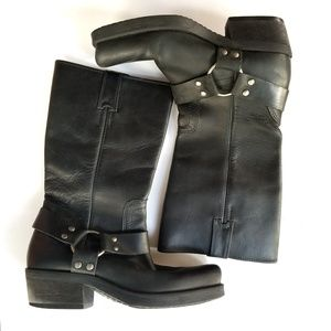 Penny Loves Kenny Motor Cross Motorcycle boots 7